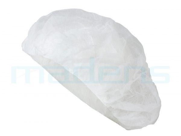 czepek chirurgiczny beret biały