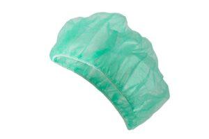 czepek chirurgiczny beret zielony