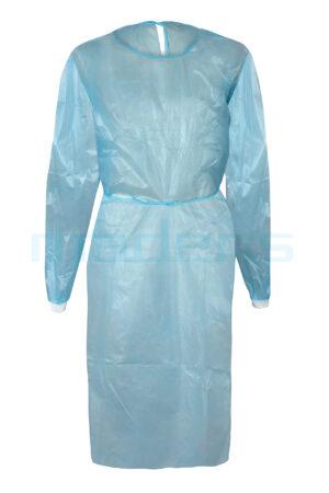 fartuch medyczny laminowany jednorazowy niejałowy ochronny z włókniny PP G-1