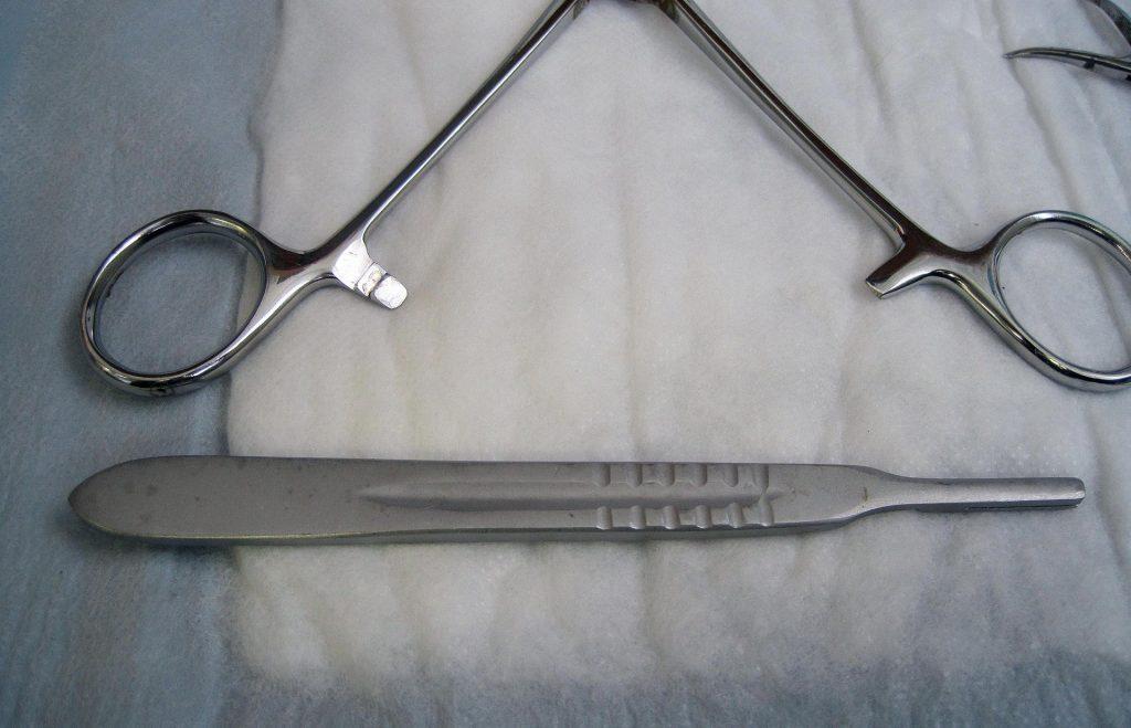 Skalpel chirurgiczny