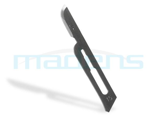 Ostrze, skalpel, nożyk chirurgiczny nr 15