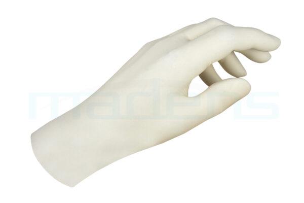 rękawiczki lateksowe pudrowane DOMAN