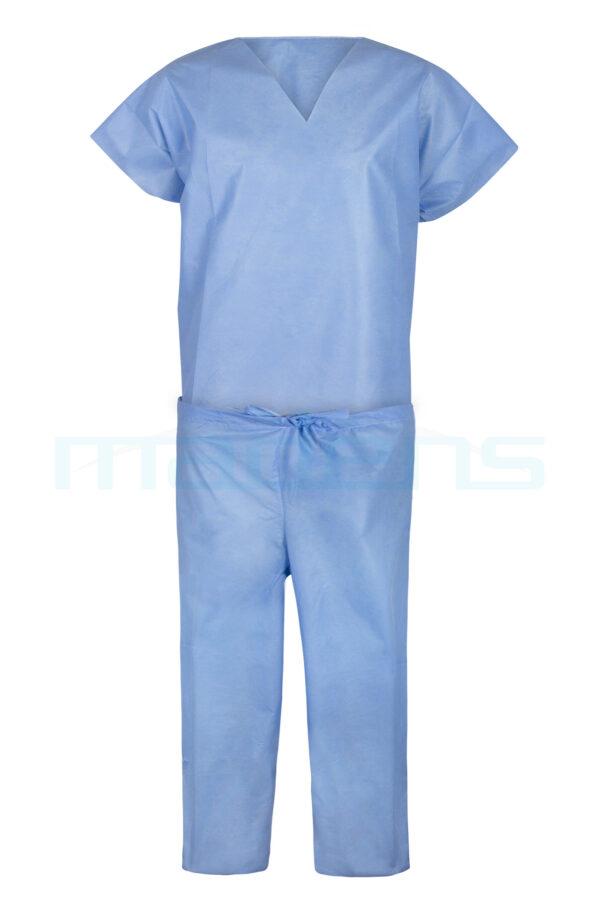 ubranie chirurgiczne jednorazowe operacyjne z włókniny SMS